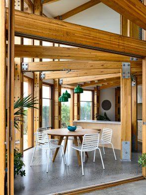 St Andrews Beach House (Melbourne) by Austin Maynard Architects cc Derek Swalwell   Habitus House of the Year 2019