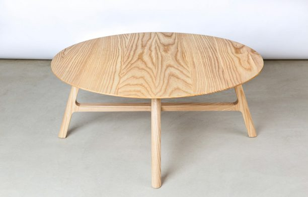 Crossover Timber Coffee Table, MJP
