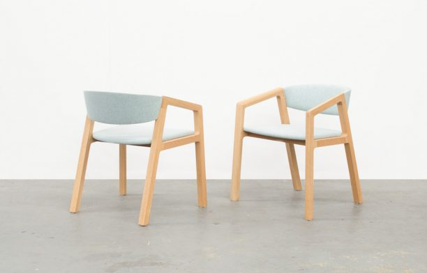 Shawn Timber Dining Chair, MJP