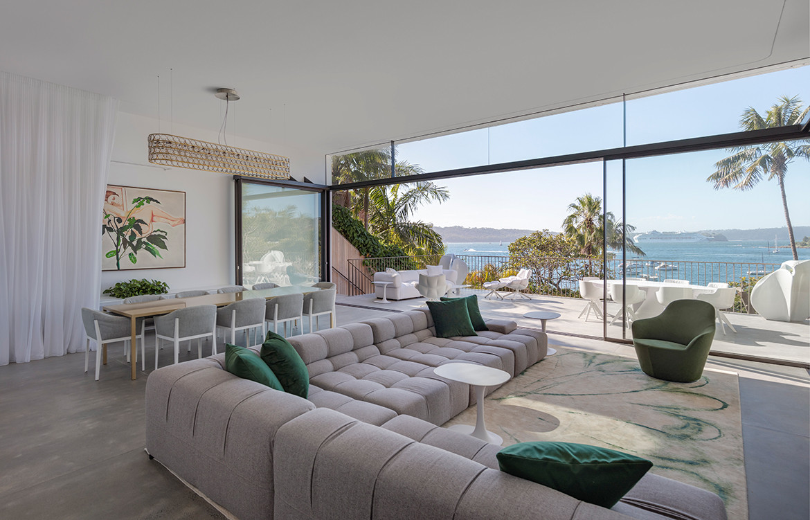 Kutti Beach House Matthew Woodward CC Murray Fredericks living room lounge