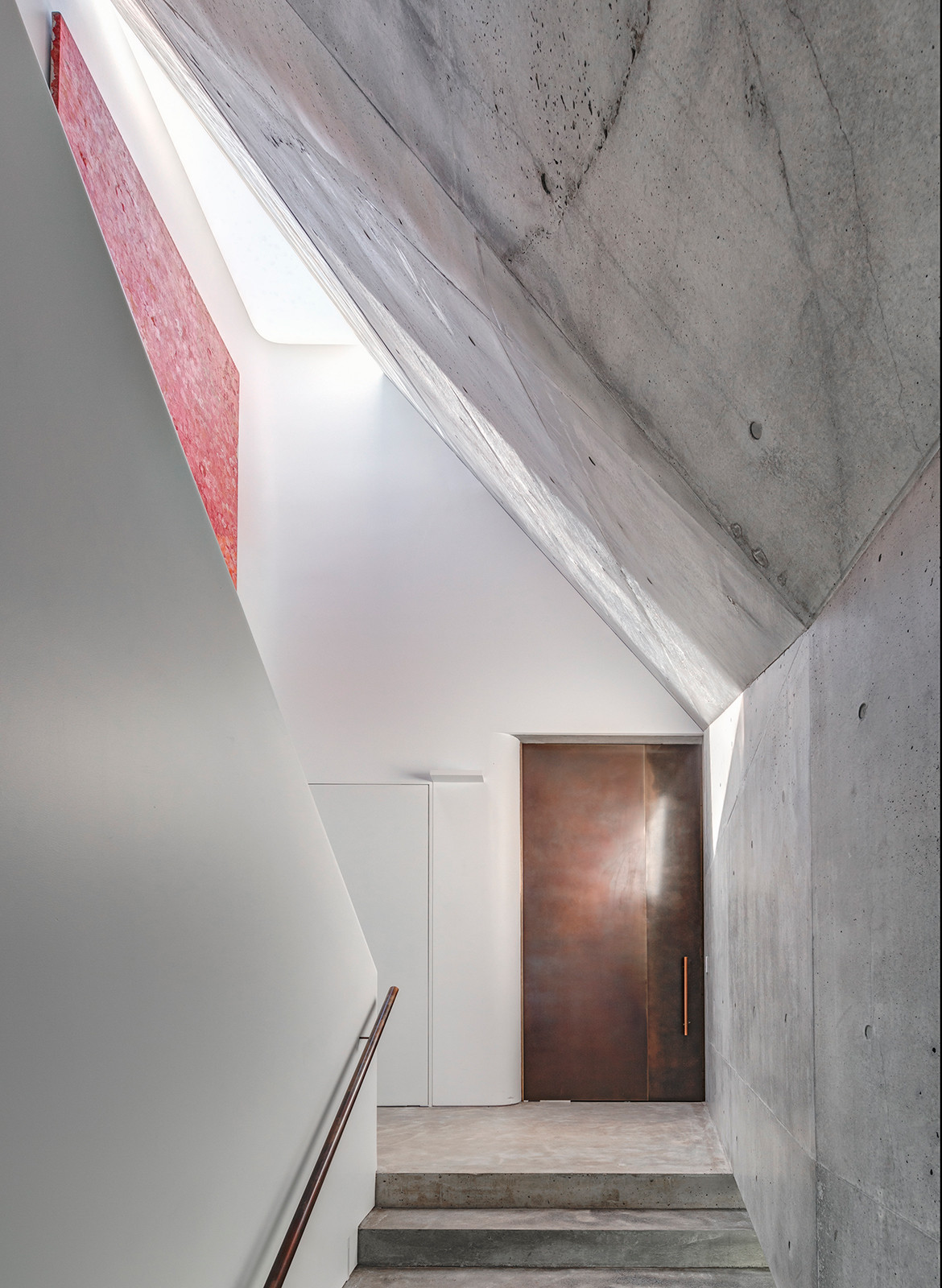 Kutti Beach House Matthew Woodward CC Murray Fredericks concrete natural light