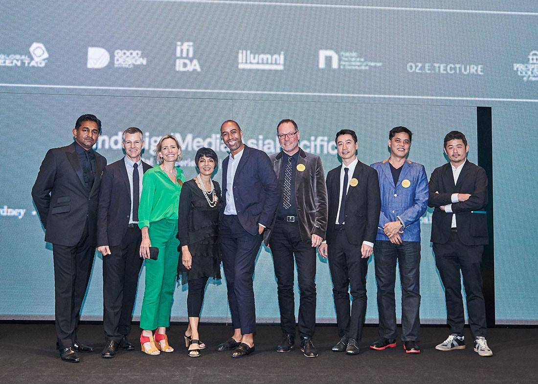 The 2018 jury.