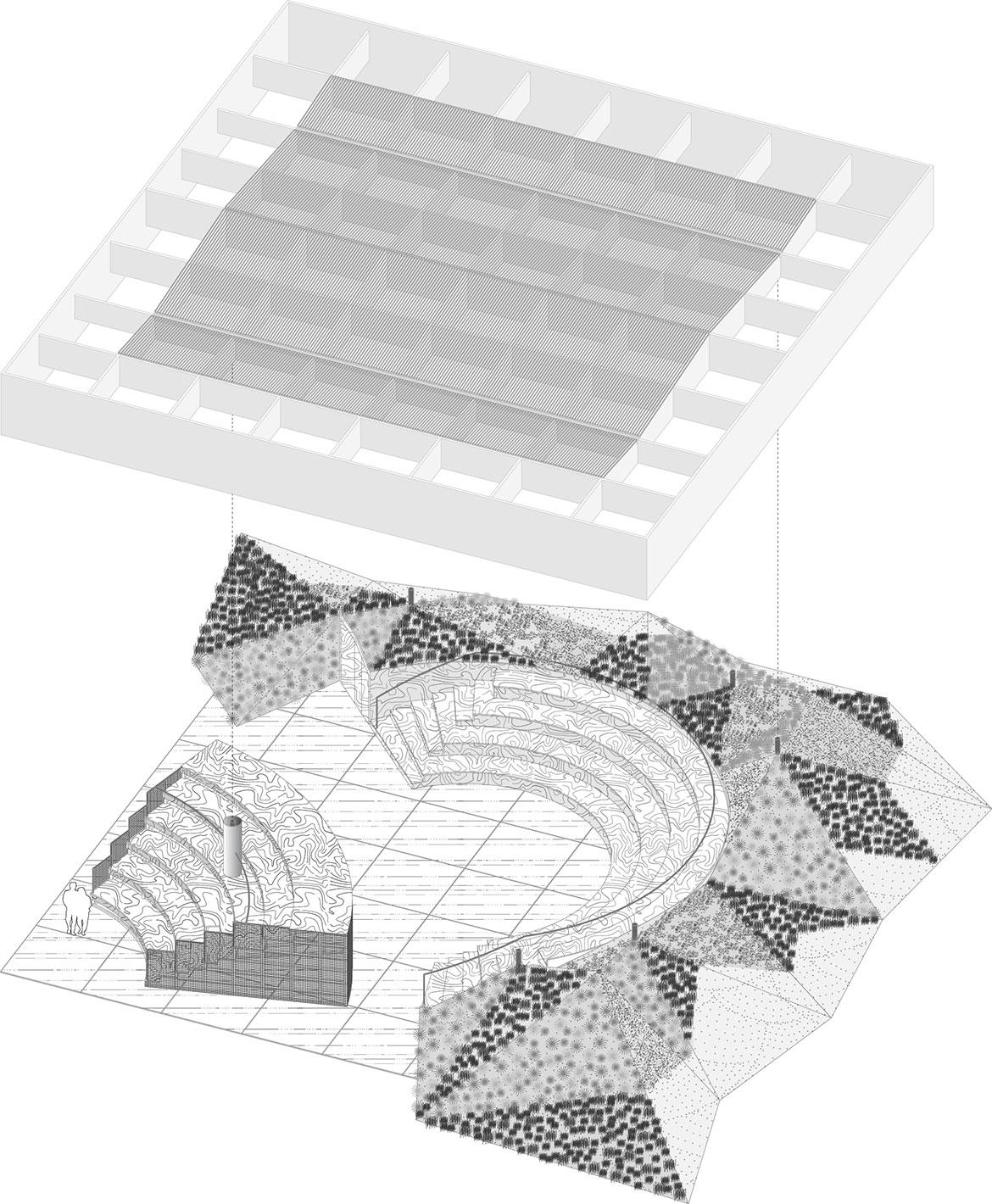 MPavilion Amphitheatre OMA