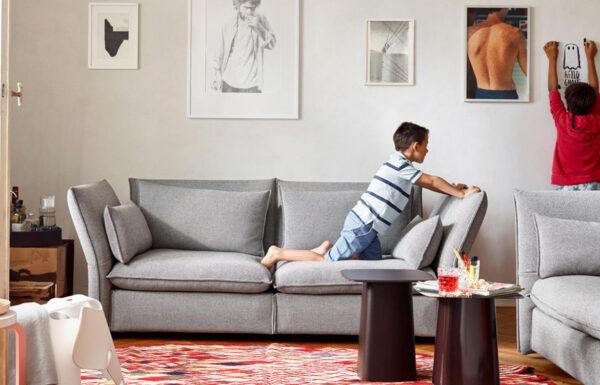 Mariposa Three Seater Sofa