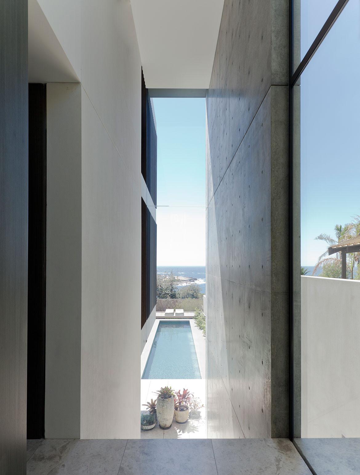 Madeleine Blanchfield Architects Gordon's Bay House Robert Walsh