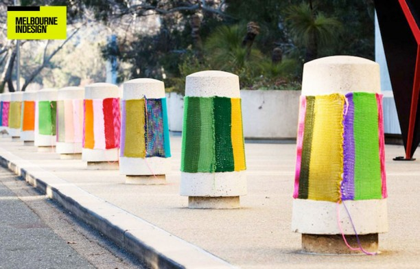 Yarn Bombing - Habitus Living