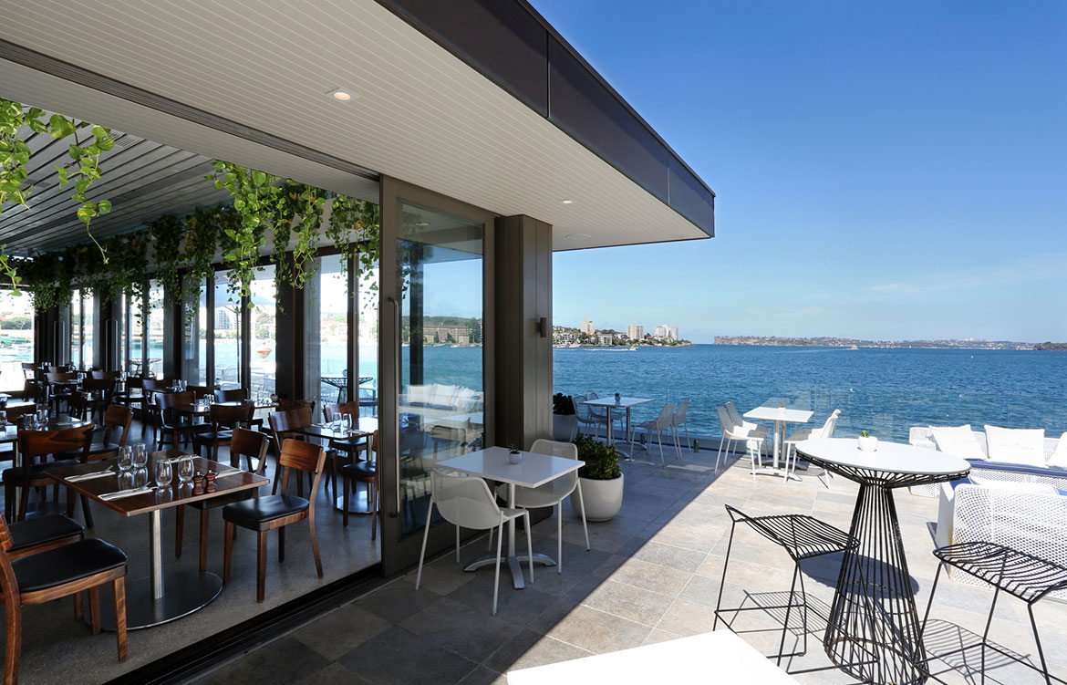 Manly Pavilion Squillace Architects balcony