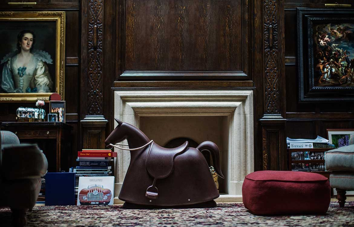 Marc Newson Design Hunters rocky rocking horse