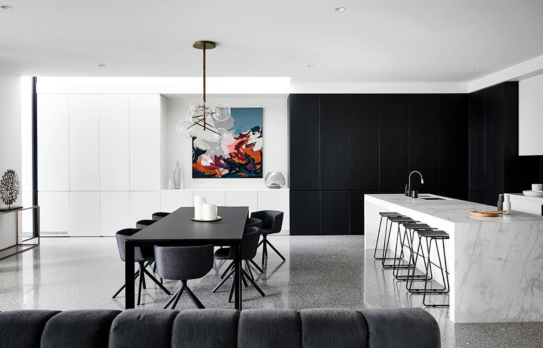 Martin Friedrich Architects kitchen