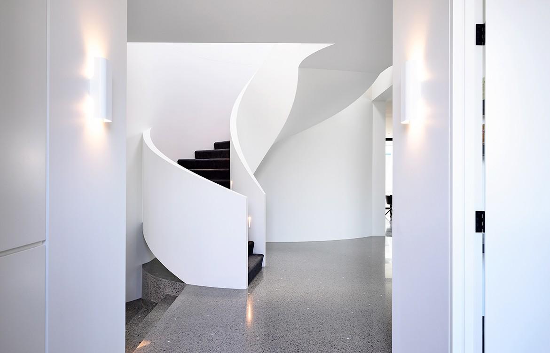 Martin Friedrich Architects stairs