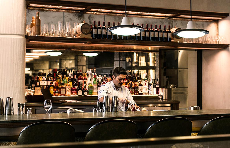 Matteo Downtown Acme&Co bar