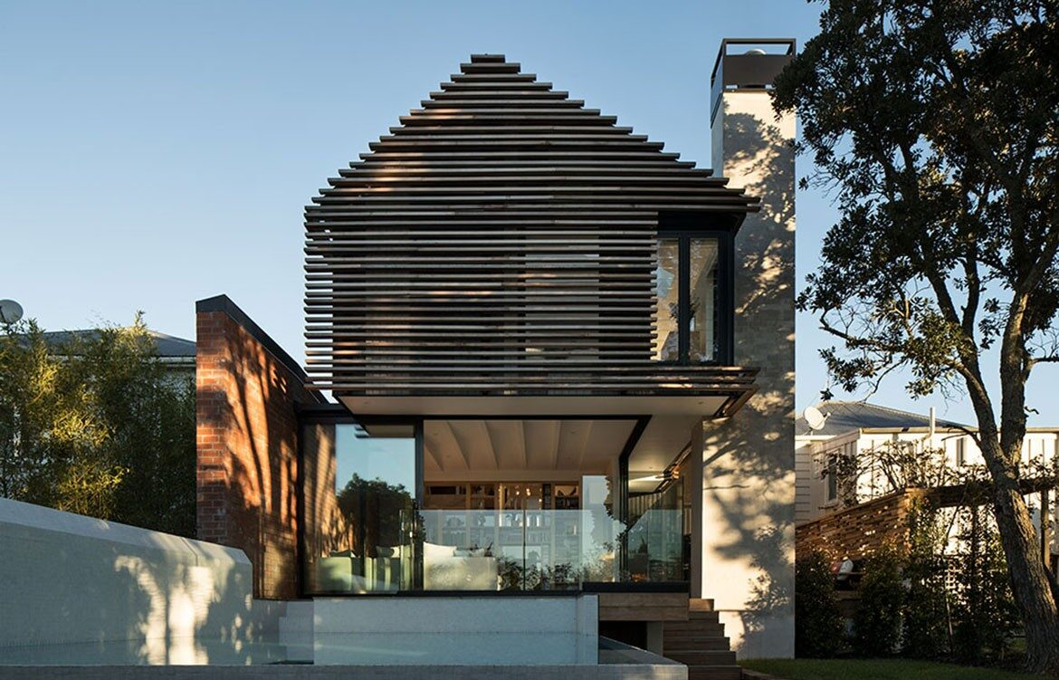 Matter Architects Photography by Simon Devitt house exterior