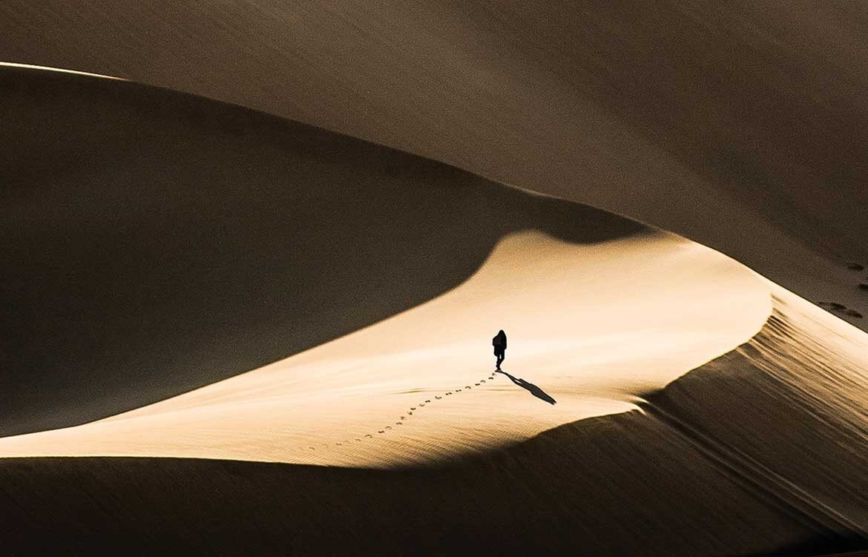 Mcgrath Out Of Africa sand landscape