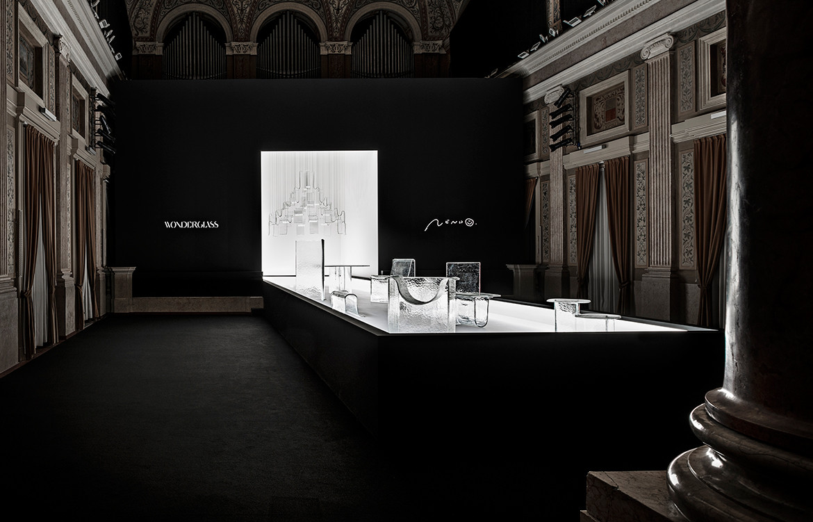 Melt Nendo WonderGlass Salone del Mobile 2019