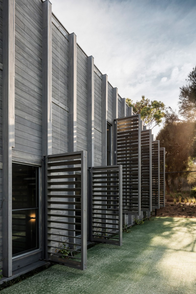 Mitsuori Architects Portsea Sleepout photography by Michael Kay lourves