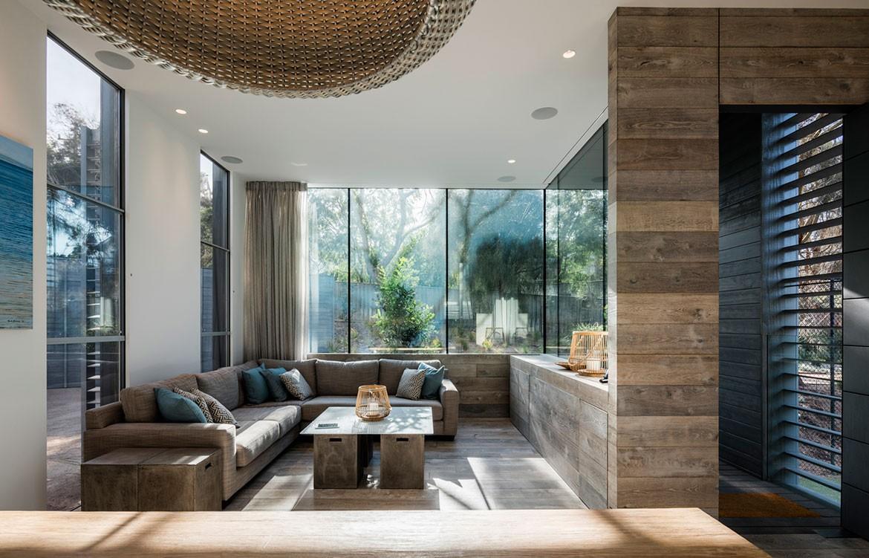 Mitsuori Architects Portsea Sleepout photography by Michael Kay open plan