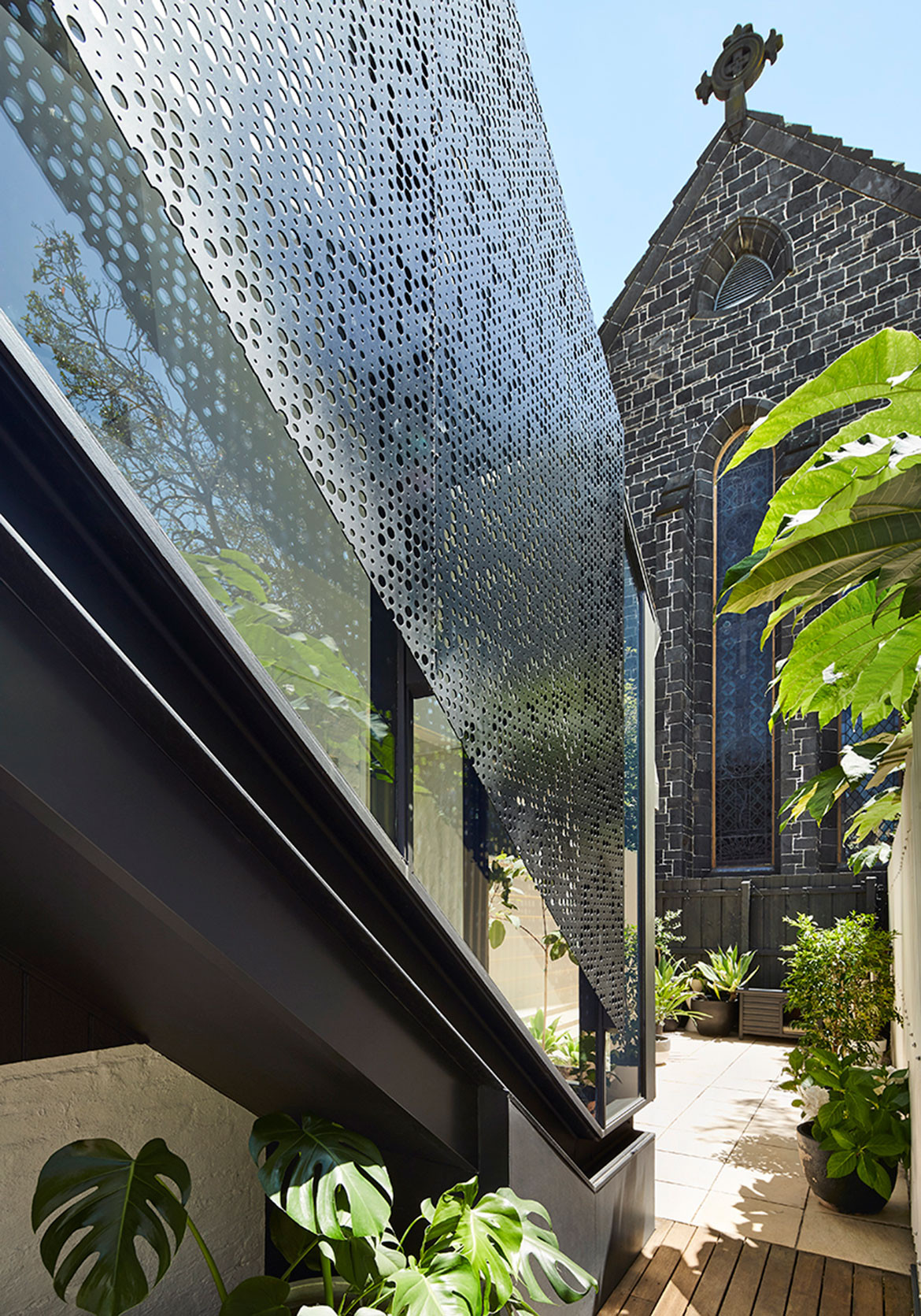 Moor Street Residence Whiting Architects cc Tess Kelly church