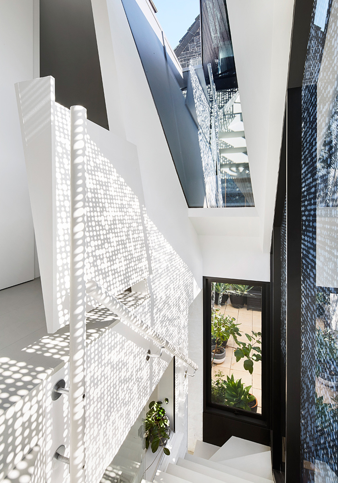 Moor Street Residence Whiting Architects cc Tess Kelly staircase