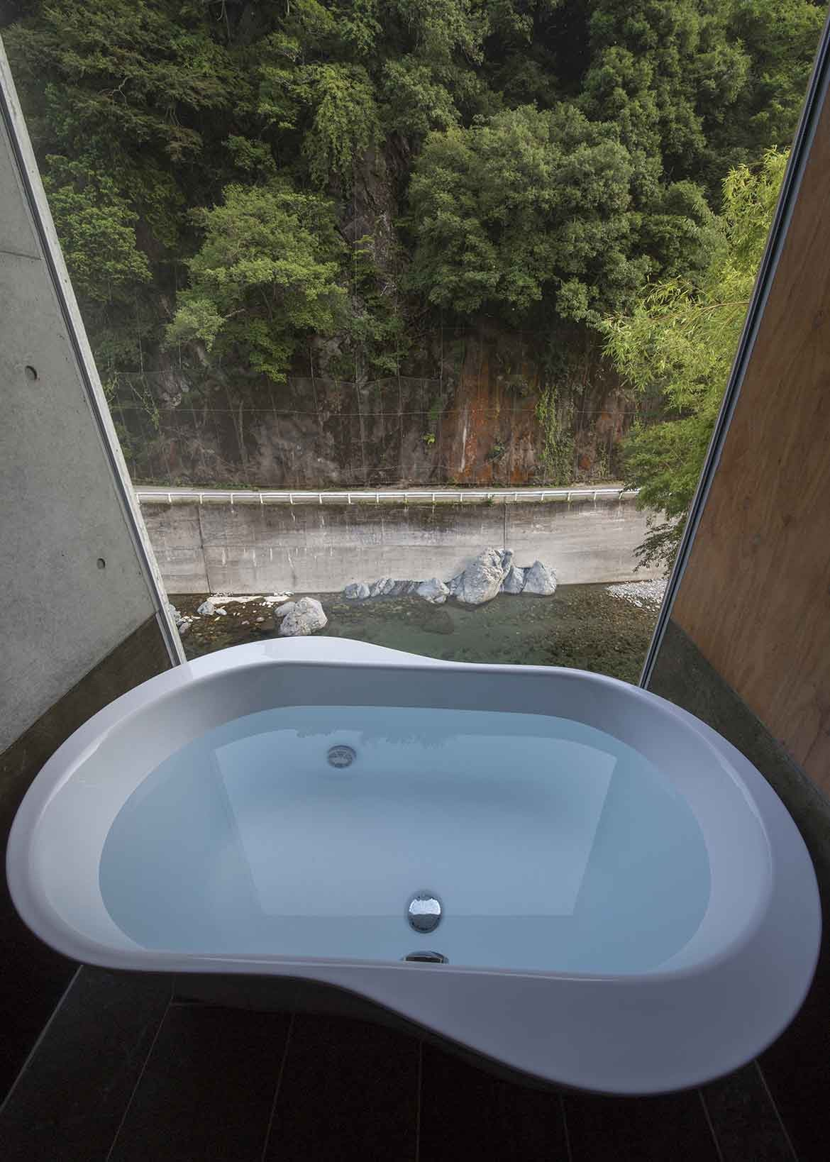 Mountain Villa Masato Sekiya spa
