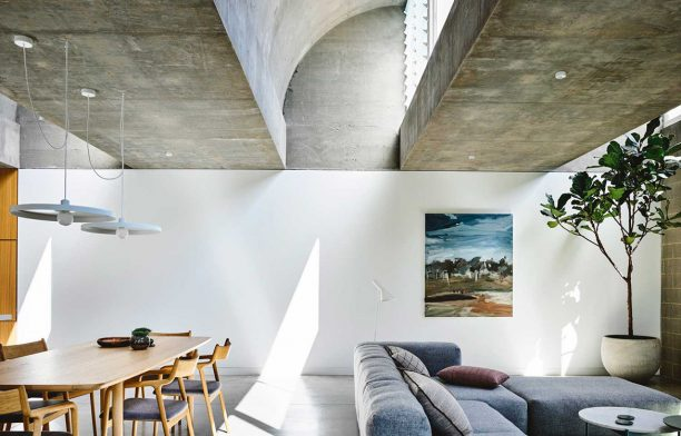 Moving House Architects EAT The Living Space Gaggenau INDE.Awards Home