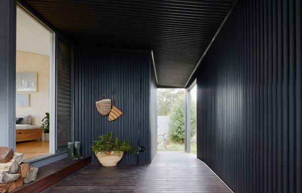 Less is more in Walkerville Pod House by NRN Architects