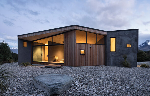 Bivvy House (New Zealand) by Vaughn McQuarrie Architects cc Simon Devitt | Habitus House of the Year 2019