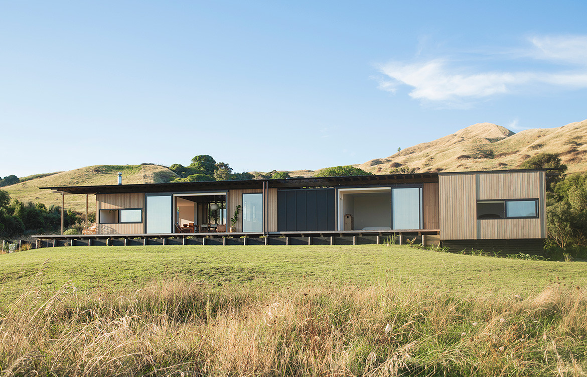 Huru House (New Zealand) by Wiredog Architecture cc Patrick Reynolds | Habitus House of the Year 2019
