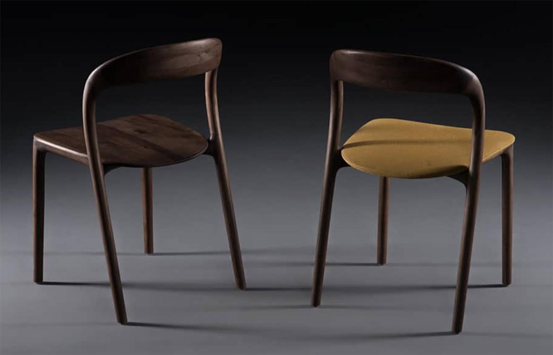 Neva Chairs Dark