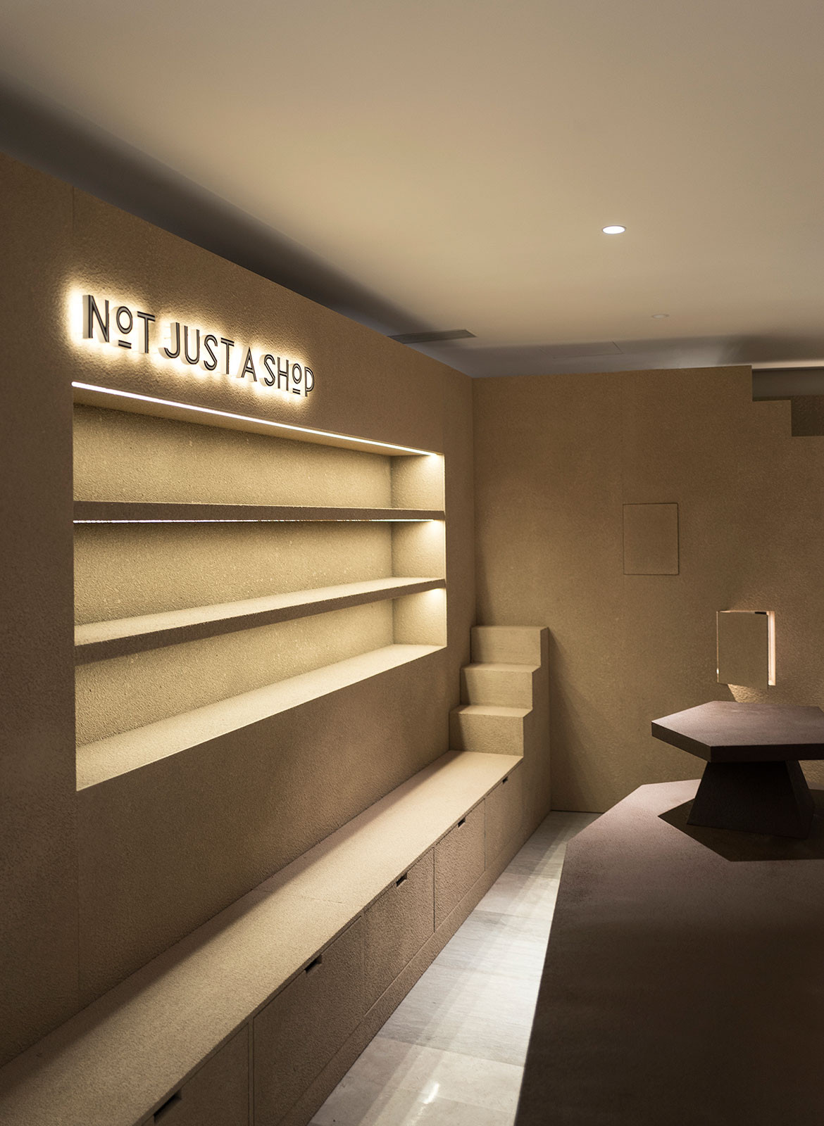 Not Just another Store Yatofu Creatives CC Sheen Tao lighting