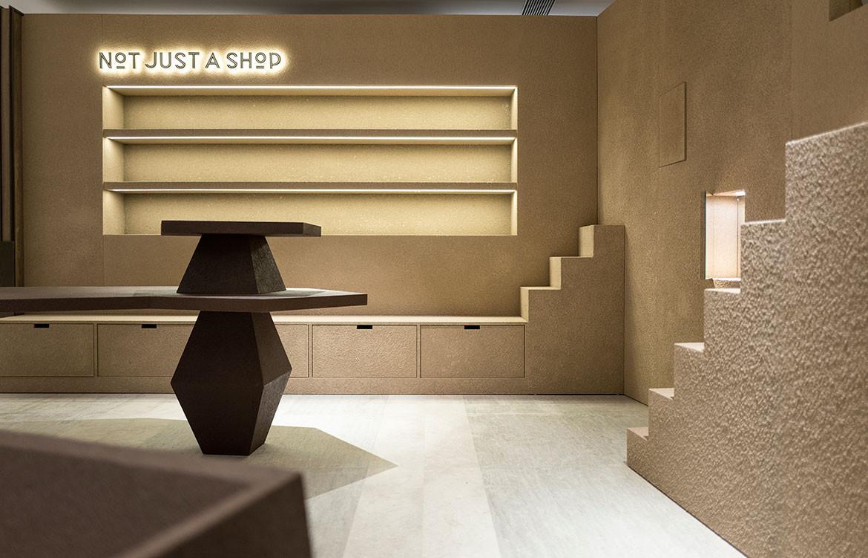 Not Just another Store Yatofu Creatives CC Sheen Tao shelf details
