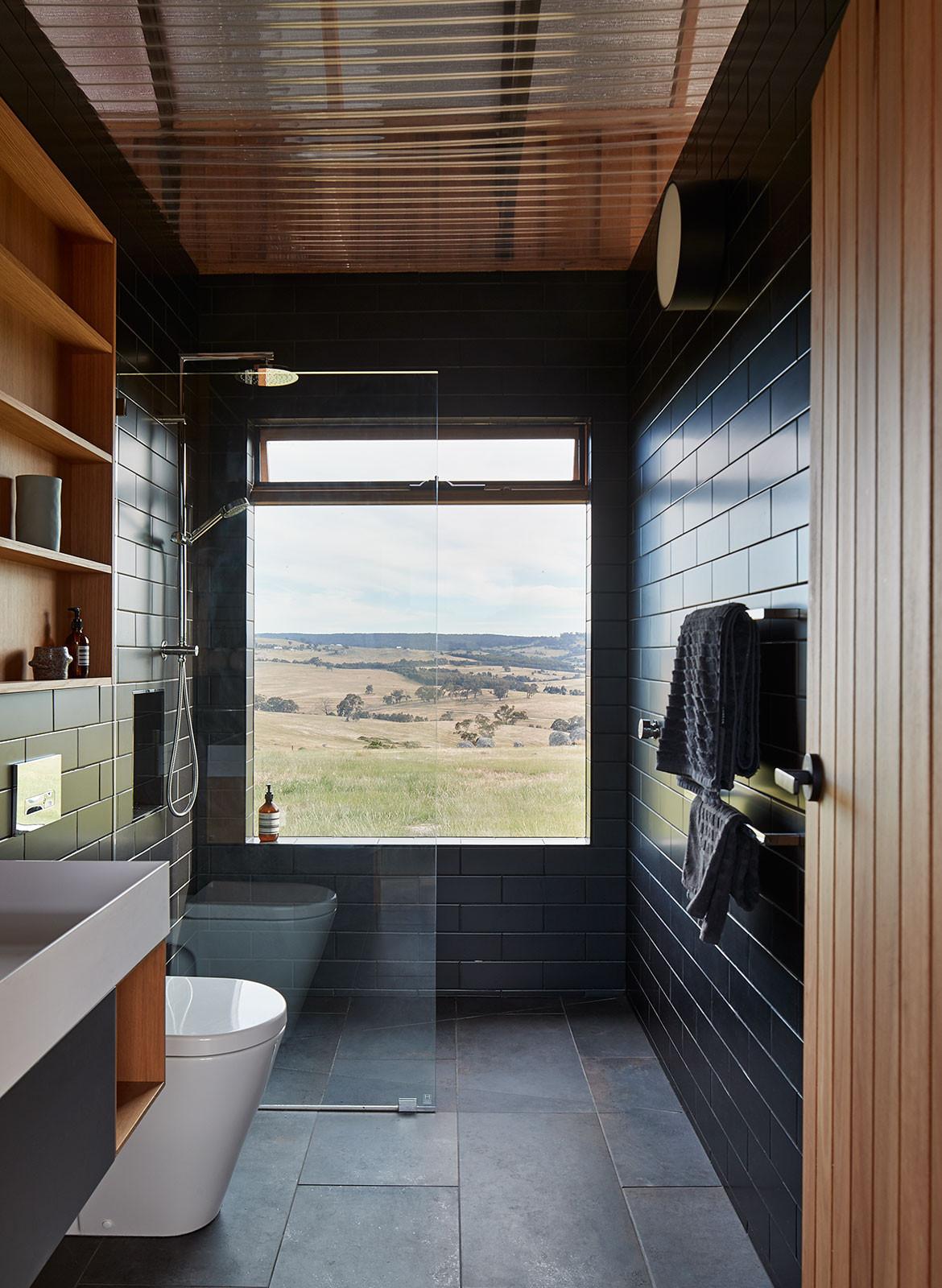 Nulla Vale MRTN Architects CC Peter Bennetts bathroom
