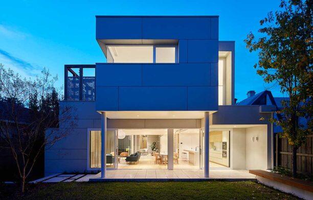 Oak House Bryant Alsop Architects exterior