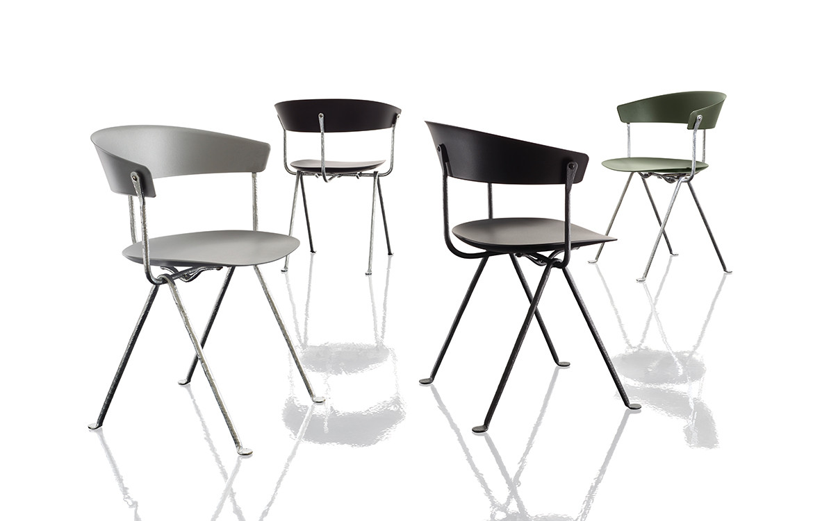Officina Collection Magis Dedece chairs