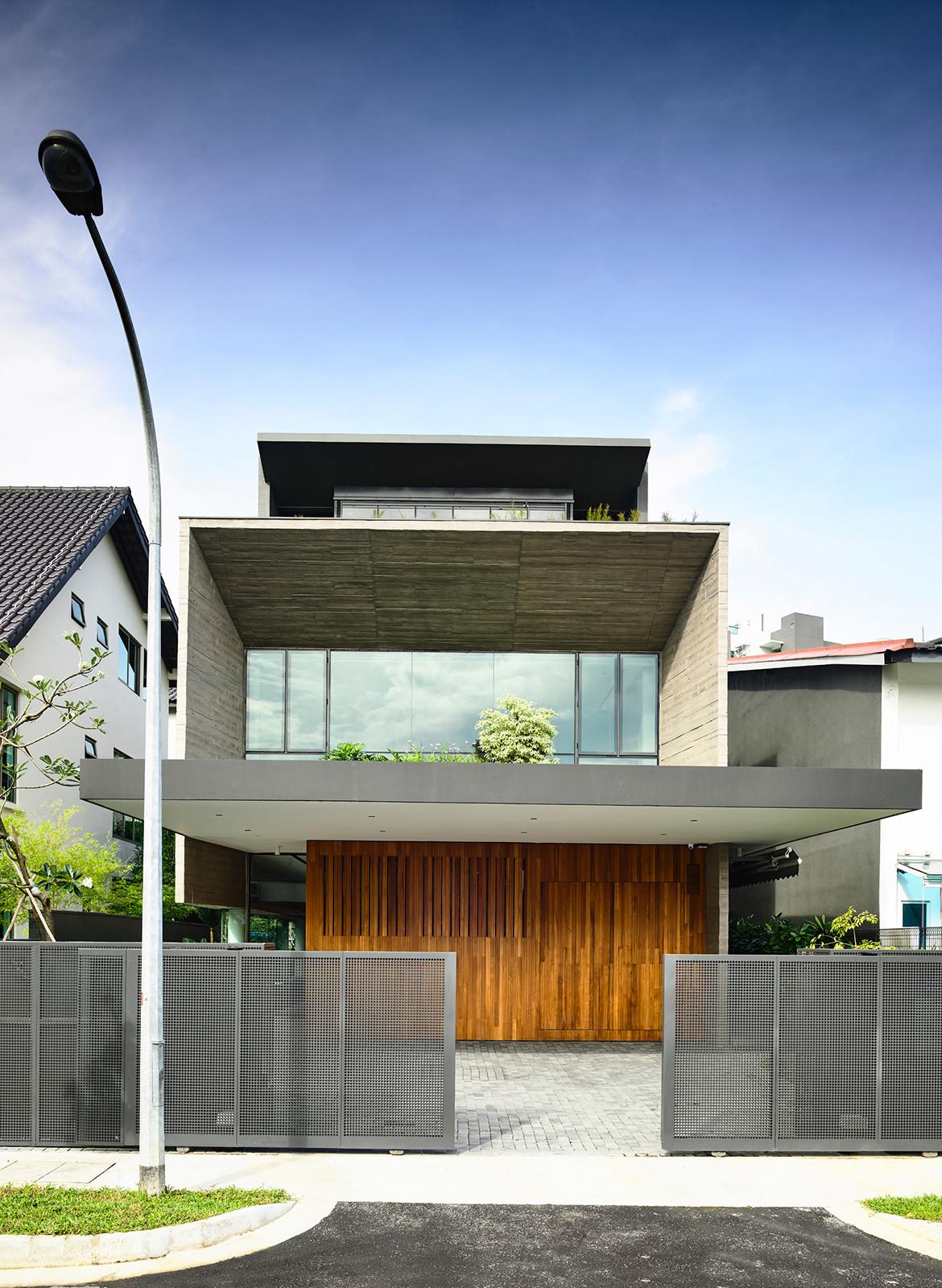 Ong Ong Faber Hill Singapore CC Derek Swalwell driveway