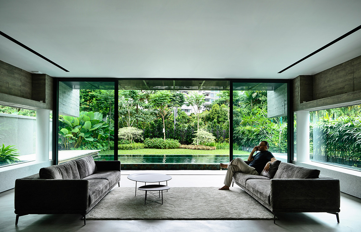 Ong Ong Faber Hill Singapore CC Derek Swalwell living space interior exterior open