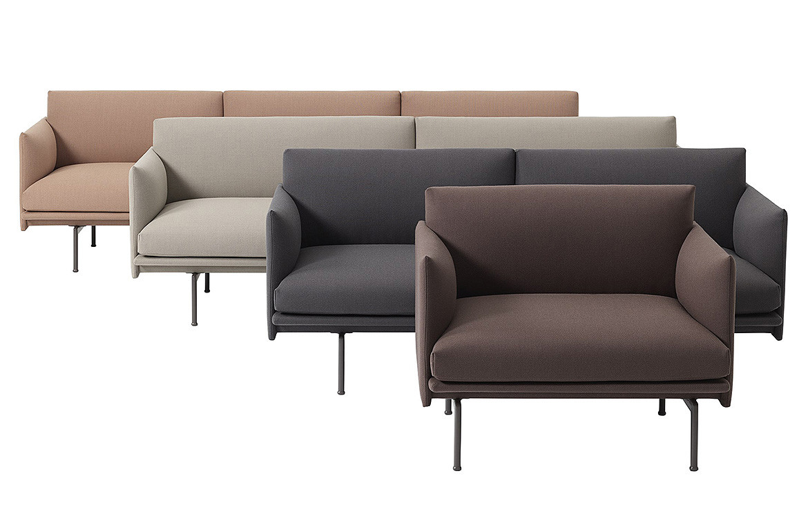 Exclusive Muuto Outline Sofa Series 2
