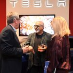 PGH Bricks Tesla Launch Event Party