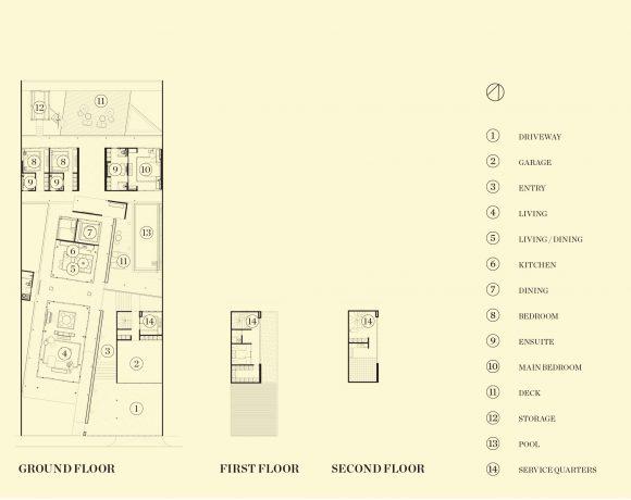 Roemah Kampoeng by Paulus Setyabudi Architect (Indonesia) cc Sonny Sandjaja | Habitus House of the Year 2019