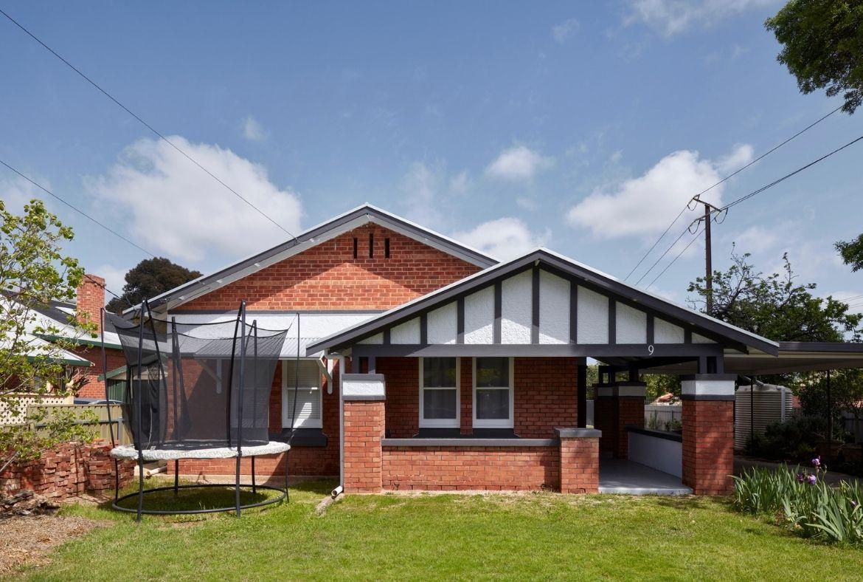 NTH Original House