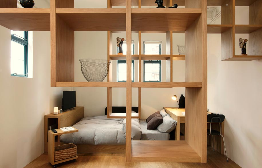 3 Inspiring designs for small spaces by Torafu Architects / Hong Kong