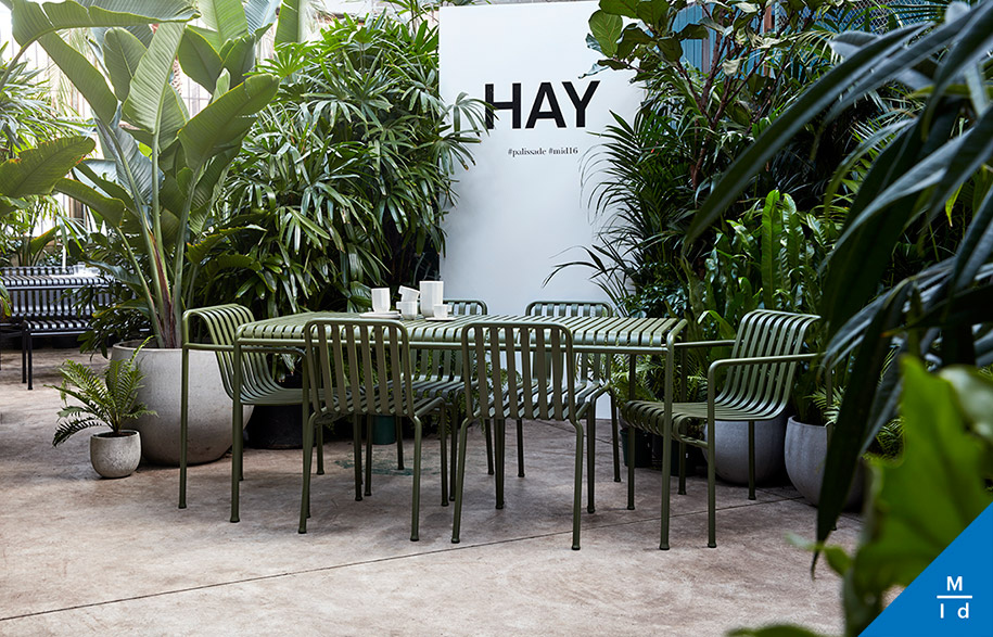 HAY And Cult Launch The Palissade At MID Habitus Living
