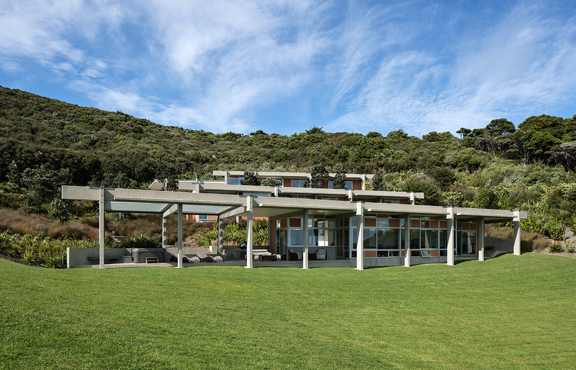 Parekura Bay Bossely Architects