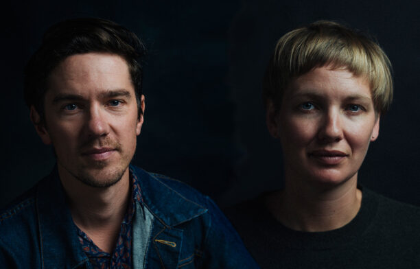 Ben Mitchen-Anyon and Sally Ogle of Patchwork Architecture