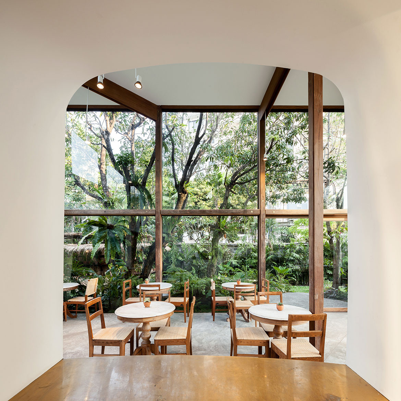 Patom Organic Living Nitaprow cc Ketsiree Wongwan architecture