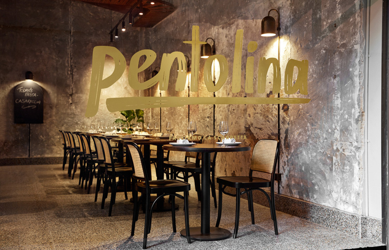 Pentolina Biasol cc Jack Lovel restaurant branding
