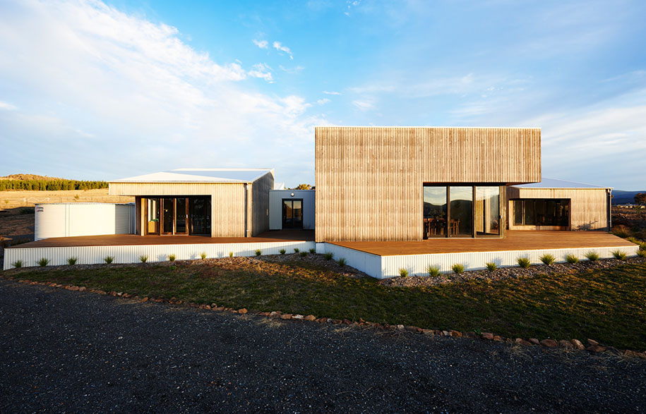 Kuhnellco Architecture - Archer Family Residence | Habitus Living