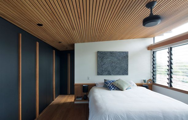 Photosynthesis House Matt Elkan Architect cc Simon Whitbread bedroom