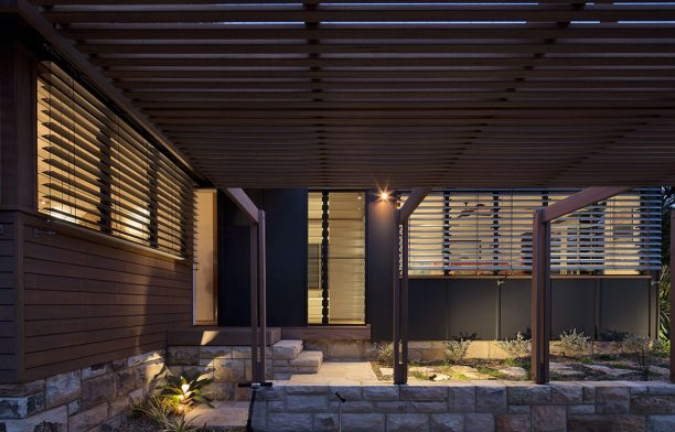 Photosynthesis House Matt Elkan Architect cc Simon Whitbread entry