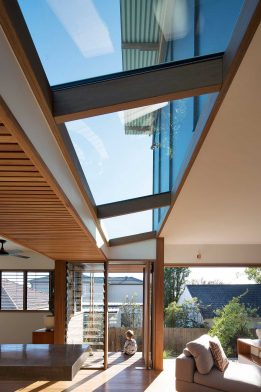 Photosynthesis House Matt Elkan Architect cc Simon Whitbread living