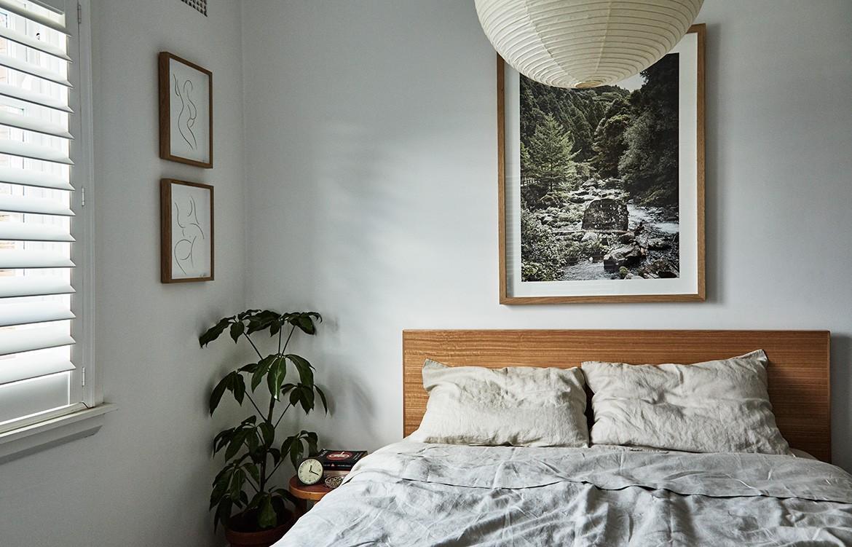 Pip Vassett Photography Michele Aboud bed